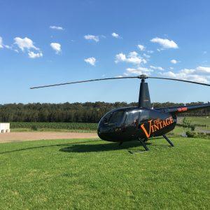 Hunter Valley Helicopter Flight