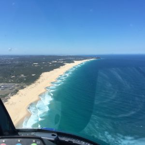 Hunter Valley Helicopter Flight