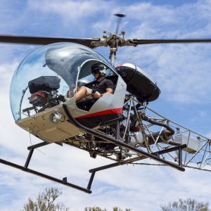 The Ultimate Bell 47 Experience 1