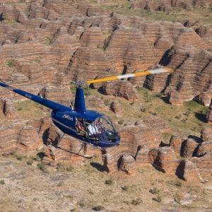 B45 Bungle Bungle Helicopter Flight