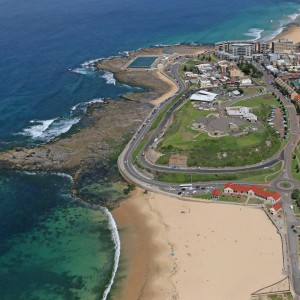 Newcastle Helicopter Flight